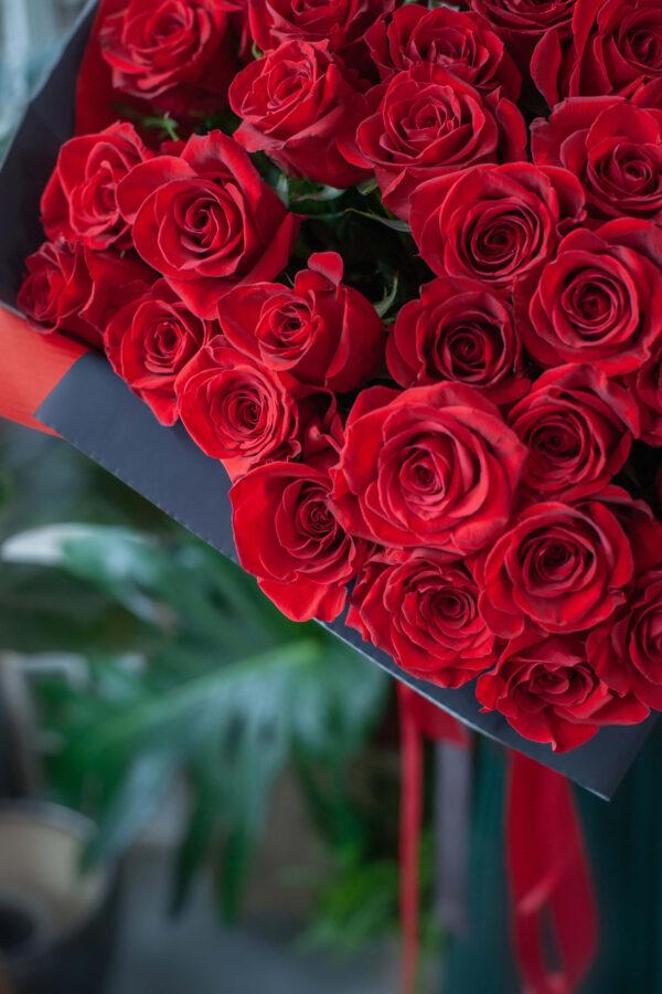 Bukiet róż premium